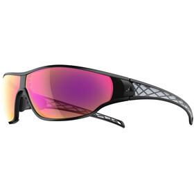 adidas Tycane L - Gafas ciclismo - violeta/negro